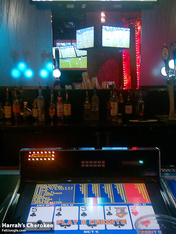 free 100 play video poker harrahs