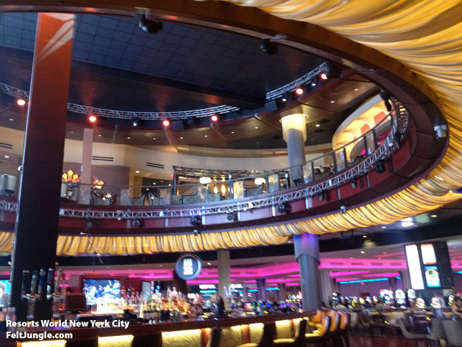 Resorts World Casino in Queens New York City