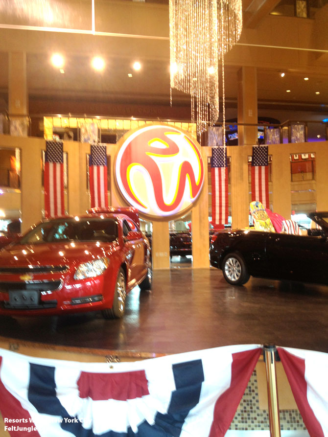 Resortsworldnyc Cars